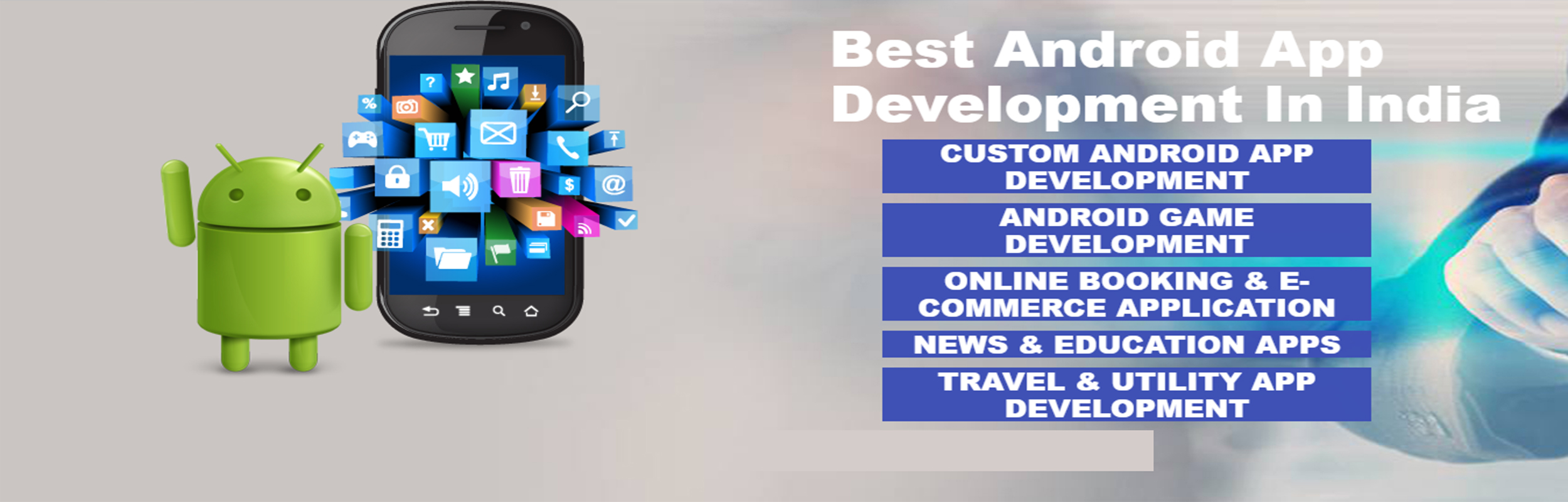 mobile app development company in bhopal india