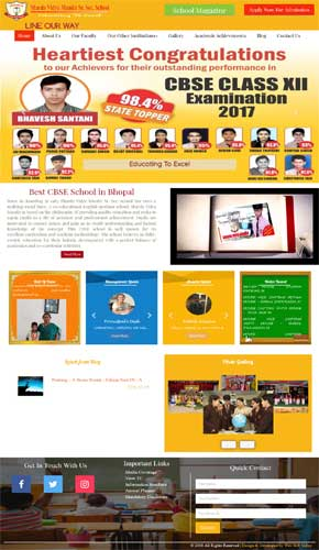 Web development company bhopal